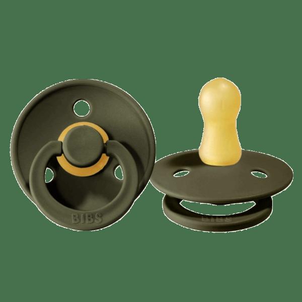 BIBS Dummies | Size 2 | Hunter Green