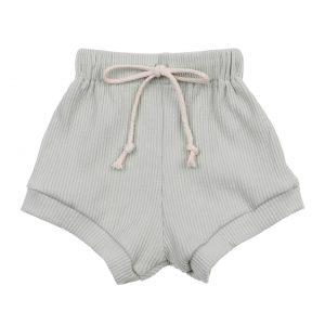 Bonnie and Harlo | Ribbed Shorties | Fern