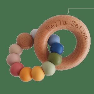 Bella Zailea | Nova Teether | Desert Rainbow
