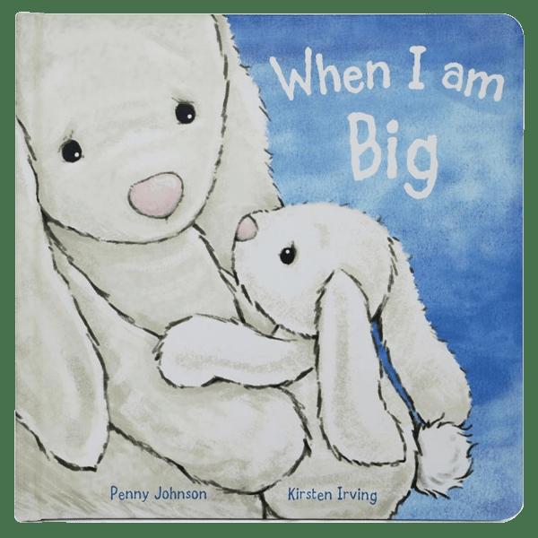 Jellycat | Book | When I am Big