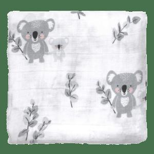 Mister Fly | Muslin Wrap | Koala Buddies