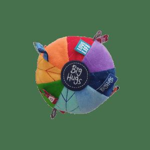 OB Designs | Sensory Ball | Rainbow